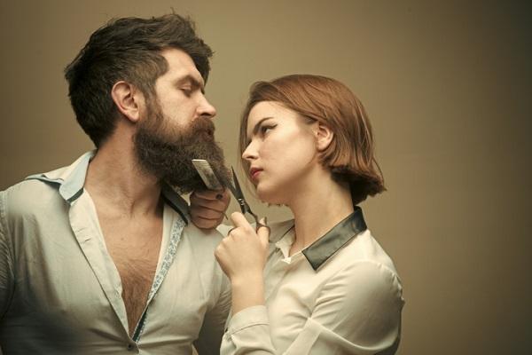 Le donne amano la barba degli uomini?