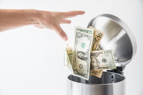 Non buttare i tuoi soldi